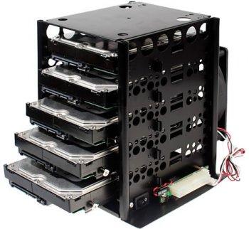 Увеличен объем ftp-сервера